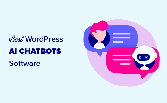 The best AI chatbots software for WordPress