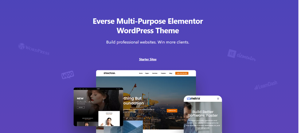 Everse Theme Review